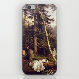 Matter of Course iPhone Skin