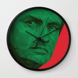 Jose Mourinho / Portugal – Poly Wall Clock
