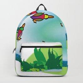 Lucky Ducks Backpack