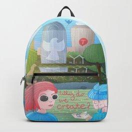 Why do we create? Backpack