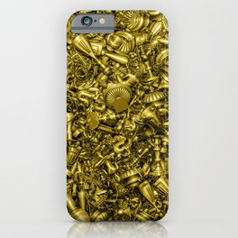 King's Ransom iPhone Case