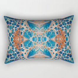 Gaslight Rectangular Pillow