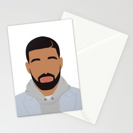 Drake Minimalist Stationery Cards