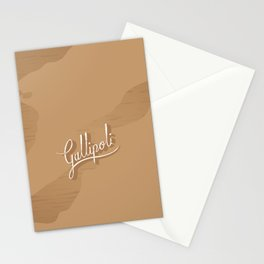 Gallipoli Stationery Cards