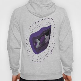 Purple love Hoody