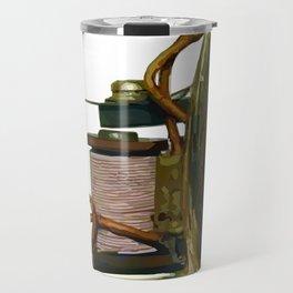 Machine nine Travel Mug