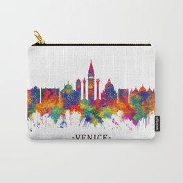 Venice Italy Skyline Carry-All Pouch