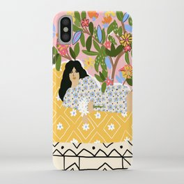 Paint Me Like One of Your French Ladies iPhone Case