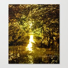 Just a Beautiful sunny day! Canvas Print
