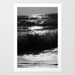 feeling dizzy Art Print