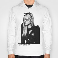 givenchy Hoodies featuring Burger King X Givenchy by Colin Douglas Gray
