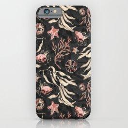 Hermit Scramble iPhone Case