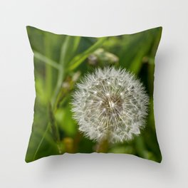 Dandelion 2016 Throw Pillow