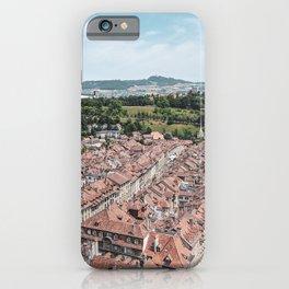 Old City Bern, Switzerland #1 iPhone Case