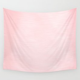 Alice Pink Streaky Hand Painted Watercolor Wall Tapestry