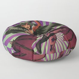 Morrigan Aensland Floor Pillow