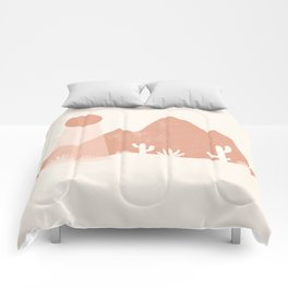 sonoran shapes Comforters