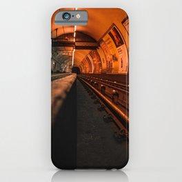 Orange Visions - LG iPhone Case