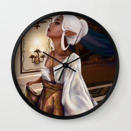 HALAMSHIRAL Wall Clock