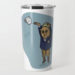 Trump Sinks It Travel Mug
