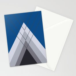 Iglu Lapis Blue Stationery Cards