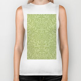 "William Morris ""Acorn"" 3. Biker Tank"