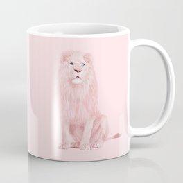 PINK LION Coffee Mug