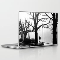 mozart Laptop & iPad Skins featuring Salzburg No1 by Julia Aufschnaiter