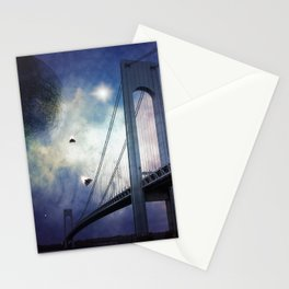 Alien Island Stationery Cards