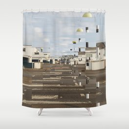 The Problem with Perspective 33. Shower Curtain