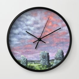 The Aneurin Bevan Monument Wall Clock