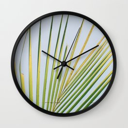 Meditate I Wall Clock