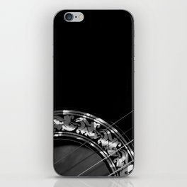 Still my guitar iPhone Skin