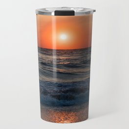 Canaveral Seashore Sunrise Travel Mug