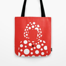 Queen of dotsS Tote Bag