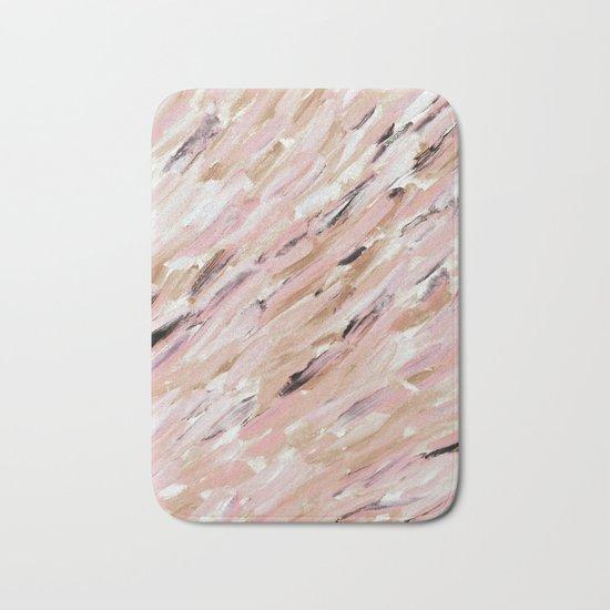 Abstract 40 Bath Mat