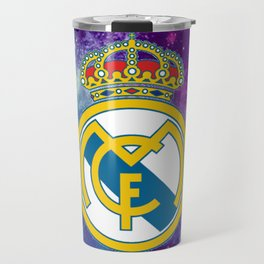 Real Madrid Galaxy Edition Travel Mug