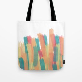Colorful Explotion Tote Bag