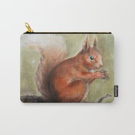 Squirrel! Carry-All Pouch