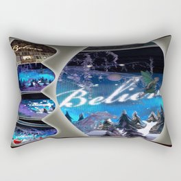 Christmas Inspritation Rectangular Pillow