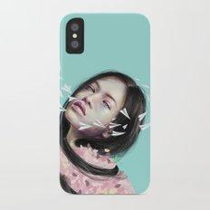Fly Away iPhone X Slim Case