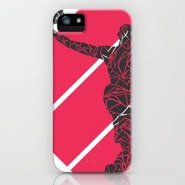 Chop Dunk iPhone Case