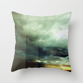 Outside Insight Throw Pillow
