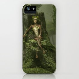 The Heart of the Forest iPhone Case