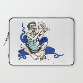 Mr.Dan days of the week artwork Laptop Sleeve