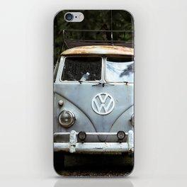 Split Window Bus iPhone Skin