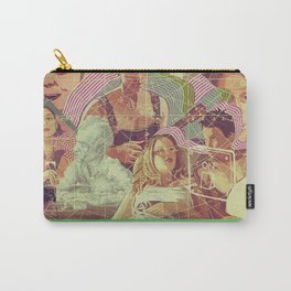 Waking Life - Richard Linklater Carry-All Pouch