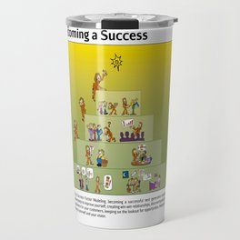 Becoming a Success Travel Mug