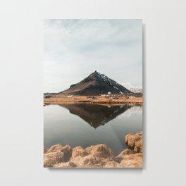 West Iceland Metal Print