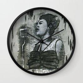 Ms. Billie Wall Clock